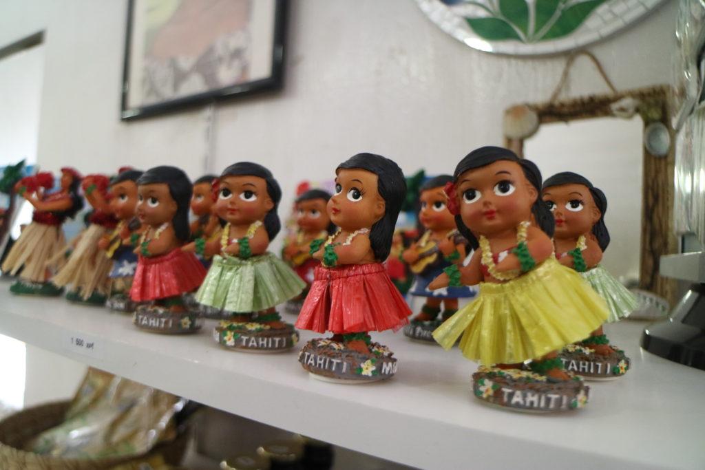 タヒチバイタペの可愛い雑貨