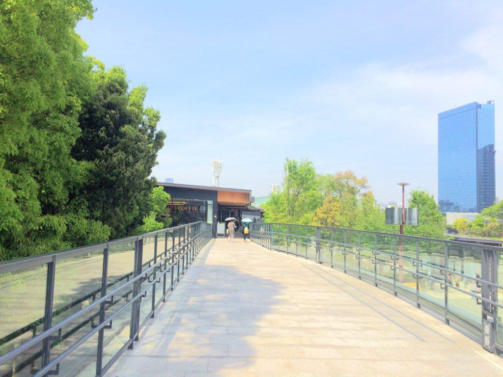 大阪城公園ジョーテラス