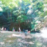 滝畑湖畔バーベキュー場