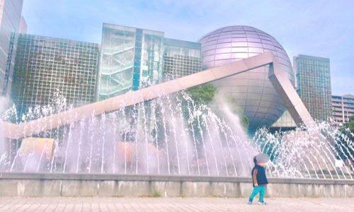 赤ちゃん子連れで名古屋市科学館へ。混雑状況は?授乳室やベビーカー情報も!