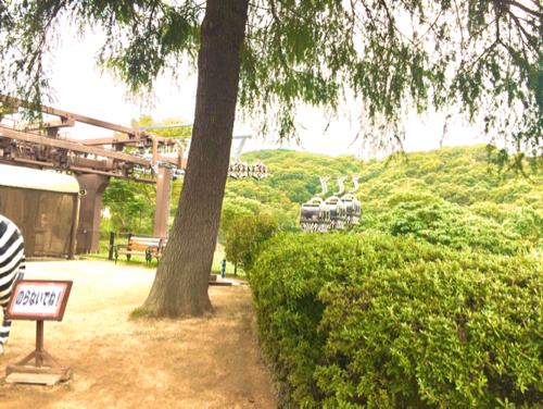 姫路セントラルパークのスカイサファリ