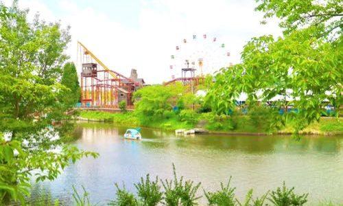 【東条湖おもちゃ王国】2歳の子連れで行った口コミ。夏休みの混雑状況は?