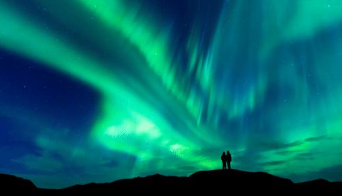 THE HEAD 撮影場所・ロケ地|アイスランドのオーロラ