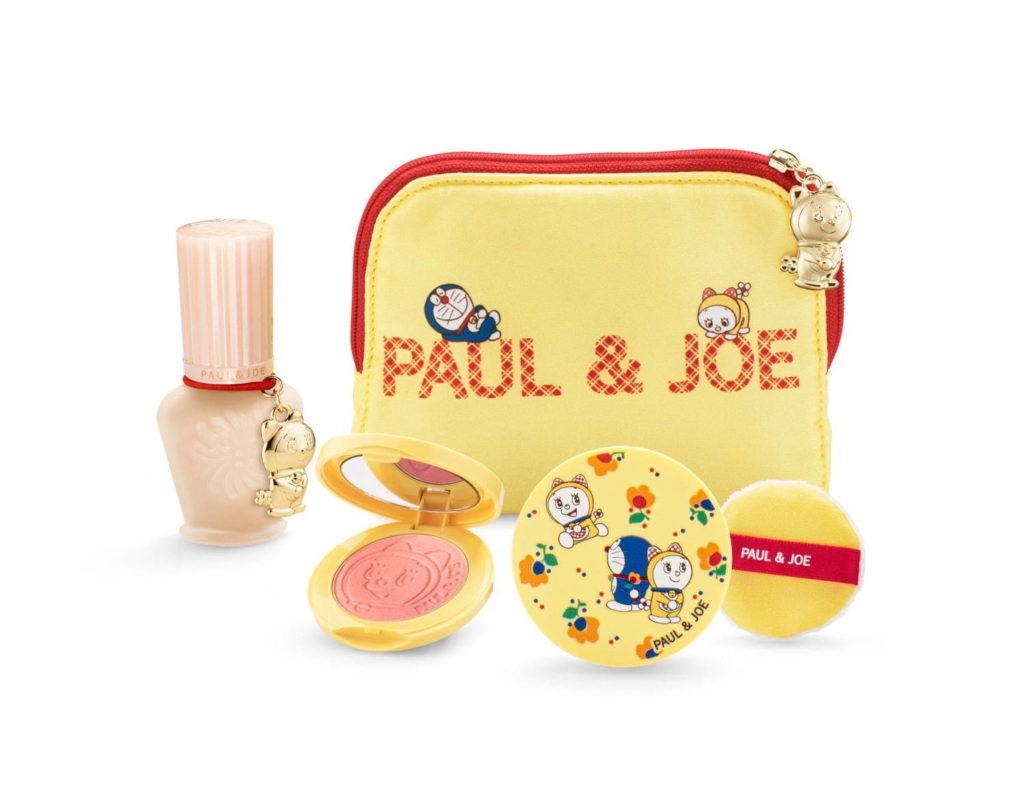 ポール&ジョーボーテクリスマスコフレ2020完売で再販はある?通販の在庫状況