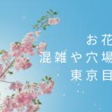 目黒川お花見2021桜の見頃はいつから?穴場スポットや屋台の口コミまとめ