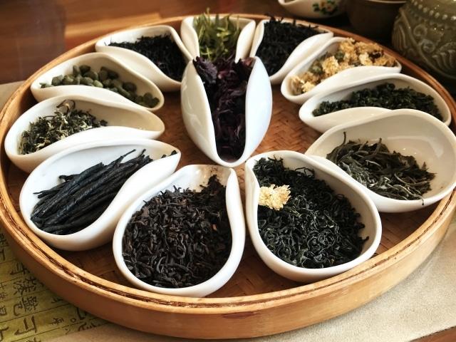 ジャスミンティー 中国茶