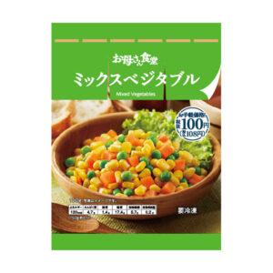 ローソンストア100 ミックスベジタブル 108円(税込)